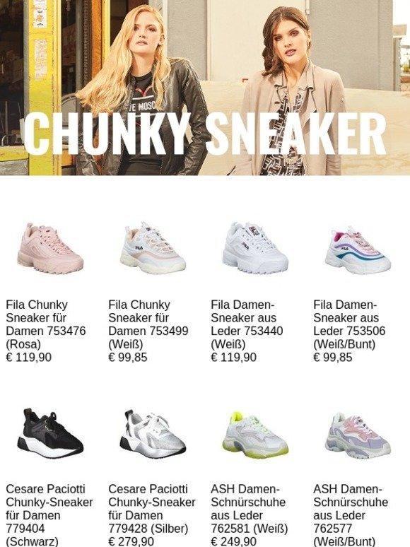 Schuhe Online kaufen: Chunky Sneaker von FILA