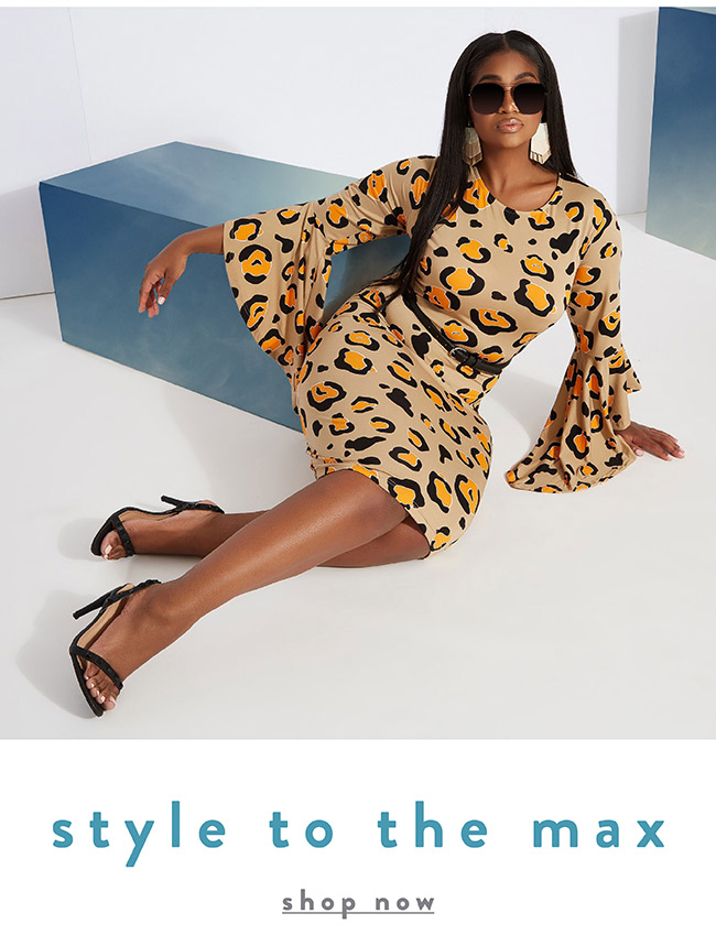 Style to the Max - Shop Now