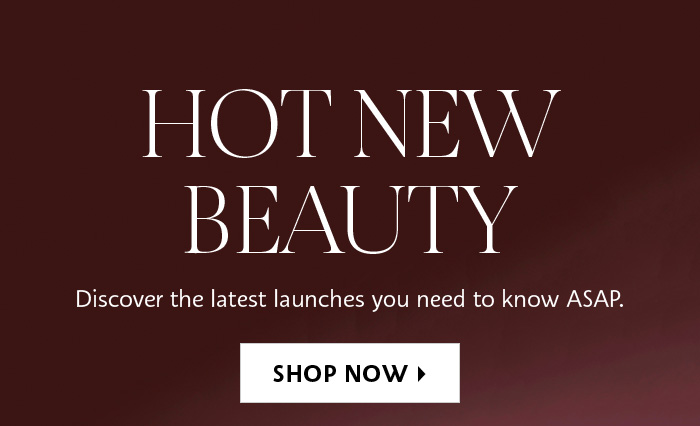 Hot New Beauty