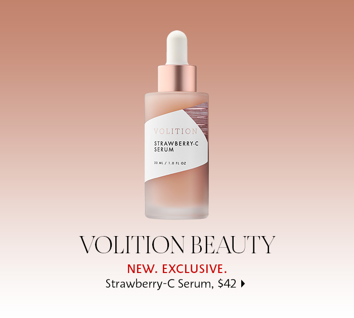 Volition Beauty Strawberry-C Serum