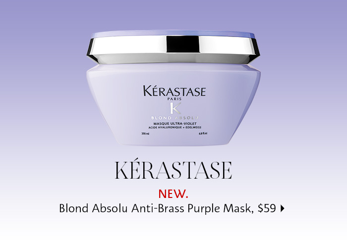 Keratase Blond Absolu Anti-Brass Purple Mask