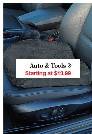 Shop Auto & Tools!