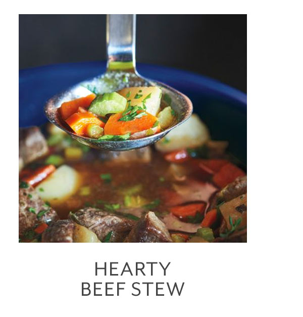 Recipe: Hearty Beef Stew