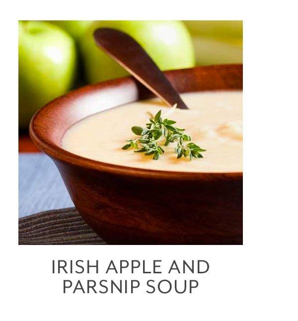 Recipe: Irish Apple & Parsnip Soup