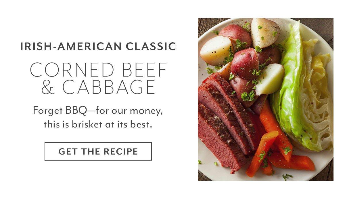 Recipe: Corned Beef & Cabbage