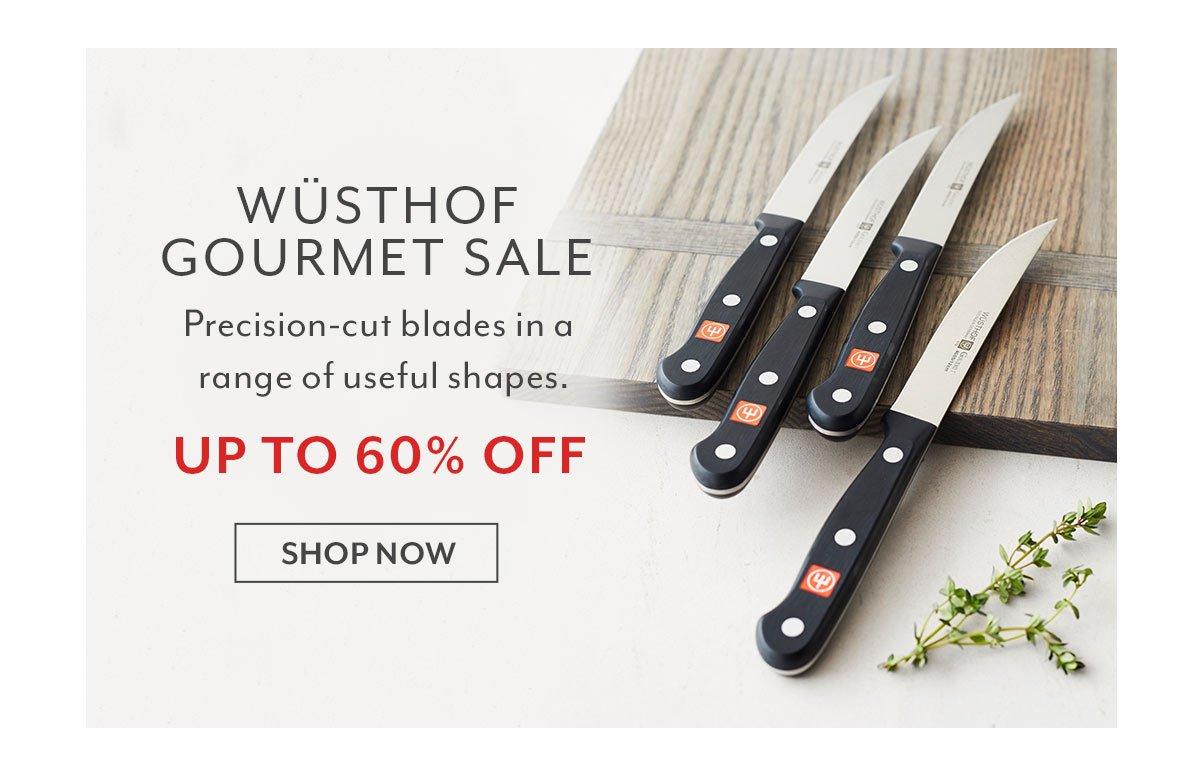 Wusthof Gourmet Sale