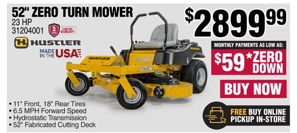 Rural King com: 🔵 Buying A New Lawn Mower Just Got Easy