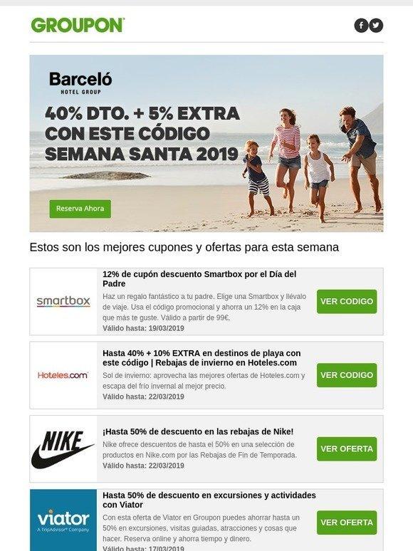 mano Conciliador Artesano  Groupon : 😲Las mejores promociones de esta semana👌: Microsoft, Nike,  Smartbox... | Milled