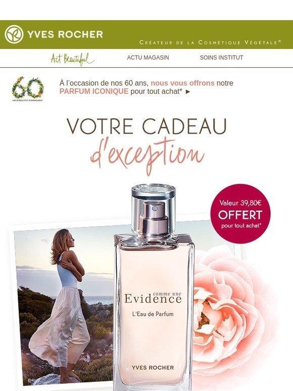 Yves Rocher Fr Spécialanniversaire Votre Cadeau Le Parfum