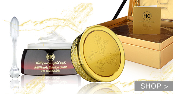 HOLLYWOOD GOLD SKINCARE