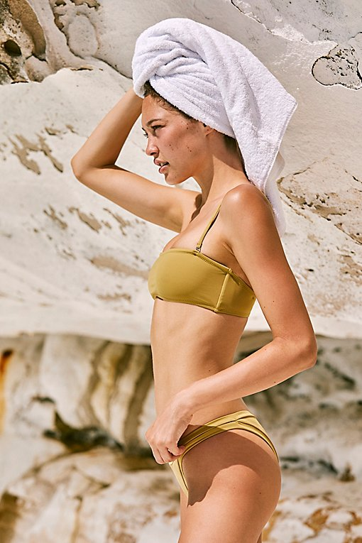 Islander Bandeau Bikini Top