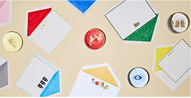 We've perfected the art with Connor stationery.