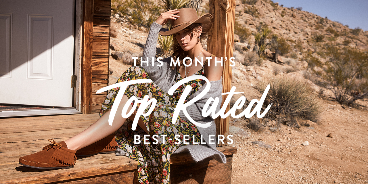 This Month's Top Rated Best Sellers