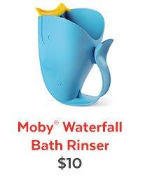 Moby® Waterfall Bath Rinser | $10