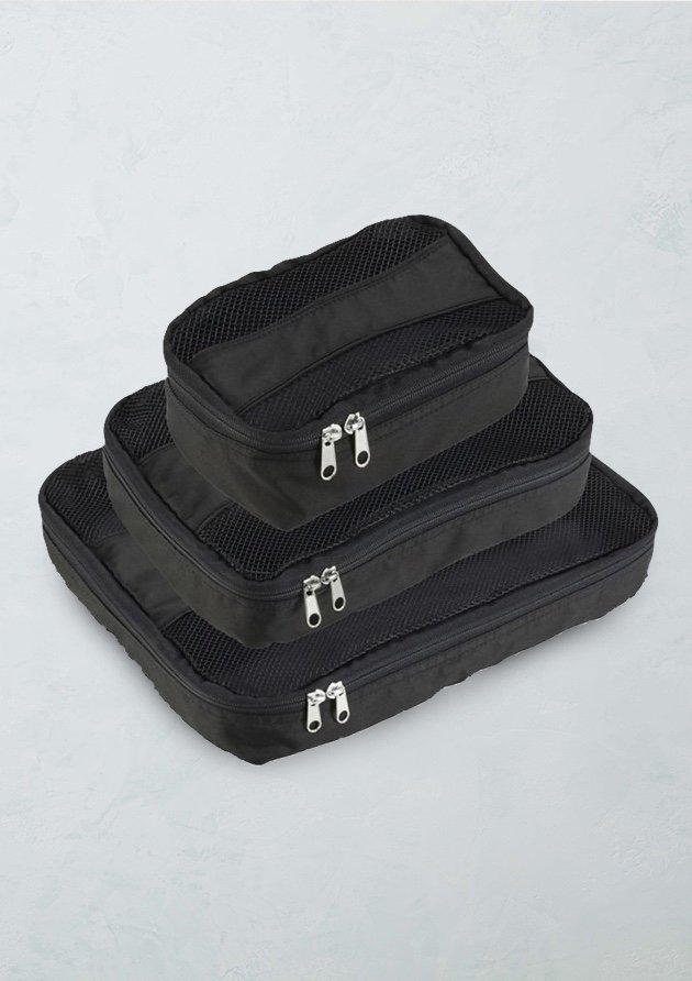 Latitude 40°N® Packing Cubes 3-Pack