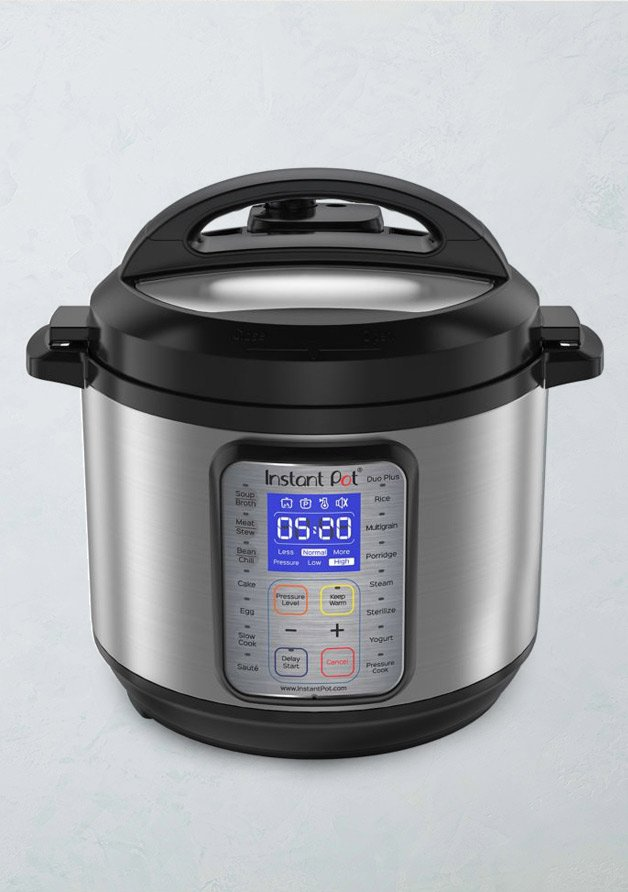 Instant Pot® Duo Plus 9-in-1 6 qt. Programmable Electric Pressure Cooker