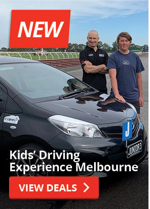 Kids' Driving Experience Melbourne