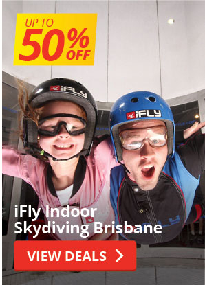 Indoor Skydiving Brisbane