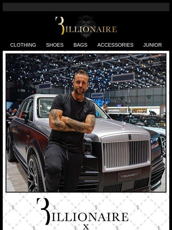 Philipp Plein Billionaire X Mansory Limited Edition