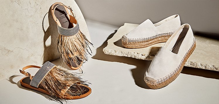 Brunello Cucinelli Shoes to Apparel
