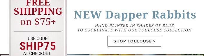 New Dapper Rabbits