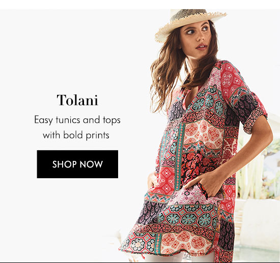 Shop Tolani