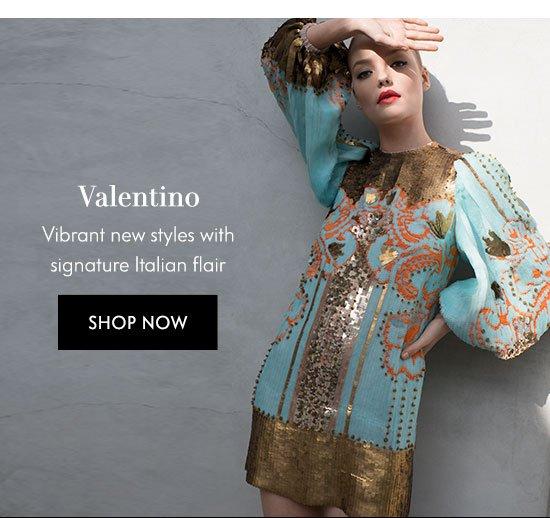 Shop Valentino