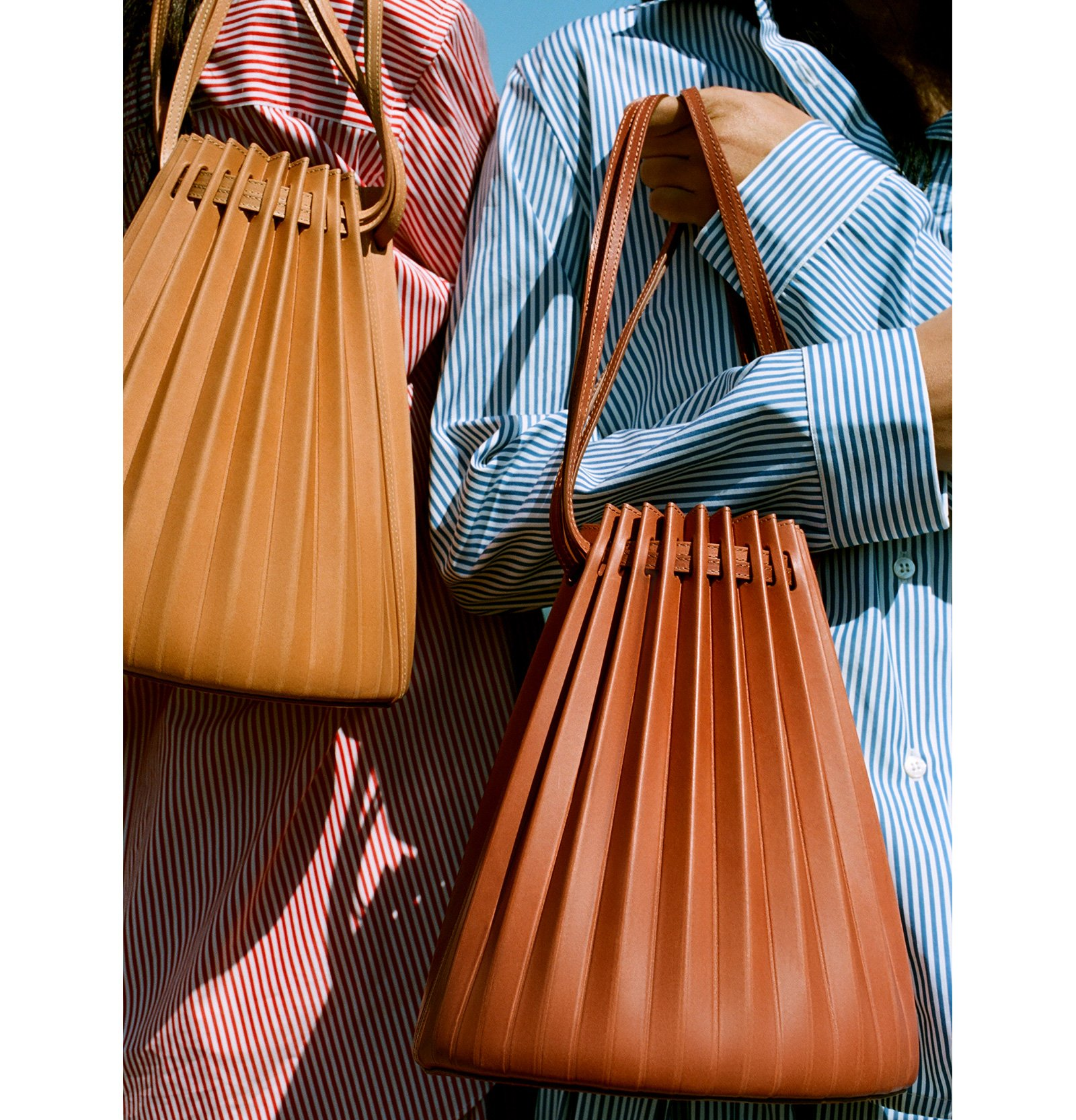 c4957fdc6 Mansur Gavriel: Our new Pleated Bucket | Milled