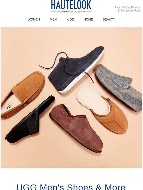 9c9dfc22968 HauteLook: UGG® Men's Shoes & More | Maceoo | MTL Apparel & More ...