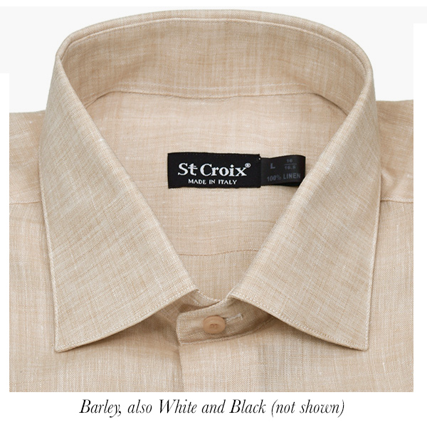 Classic Fit Linen Shirt - Style 6871