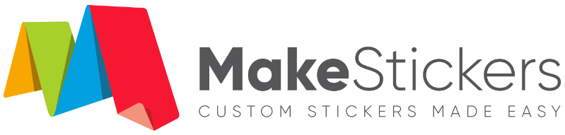 MakeStickers com: 15% off Clear Stickers | Milled