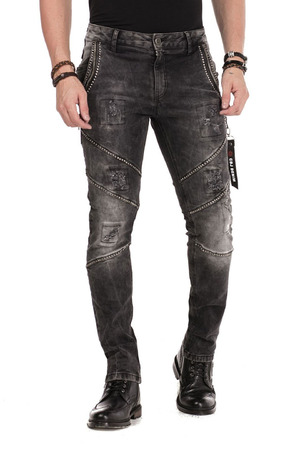 Alistair Jeans in Black