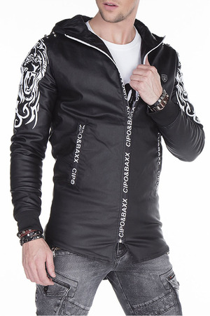 Aston Jacket in Black
