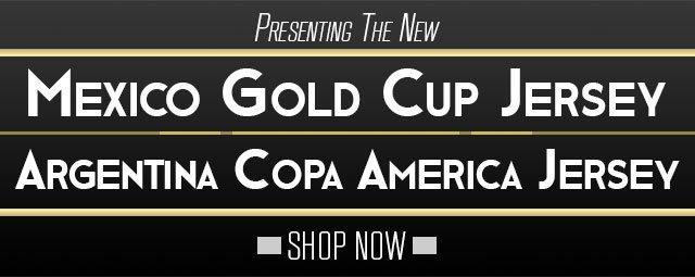SoccerPro com: Wear Your Pride  2019/20 Mexico & Argentina