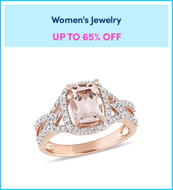 Up to 65% Off Women's Jewelry