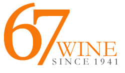 67 Wine logo