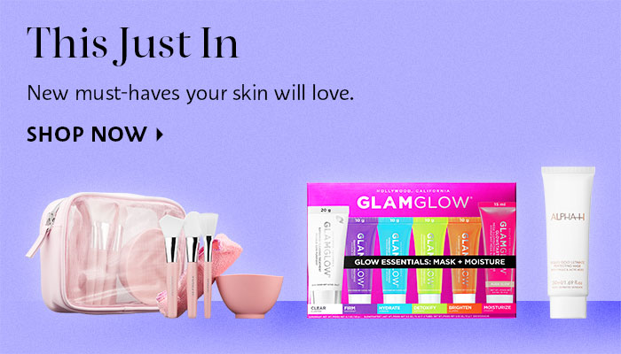 New Must-Haves for Skin