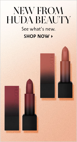 See What's New From Huda Beauty
