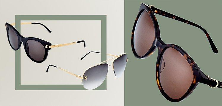 Cartier & More High-End Sunglasses