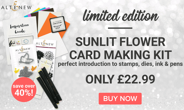 Altenew Sunlit Card Making Kit