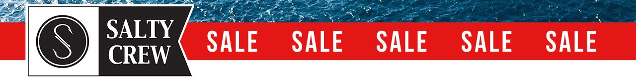 lowest price a3360 2a1b6 Tackle Direct  Apparel Sale 🔥 Salty Crew Deals, Korkers  20 Rebate ...