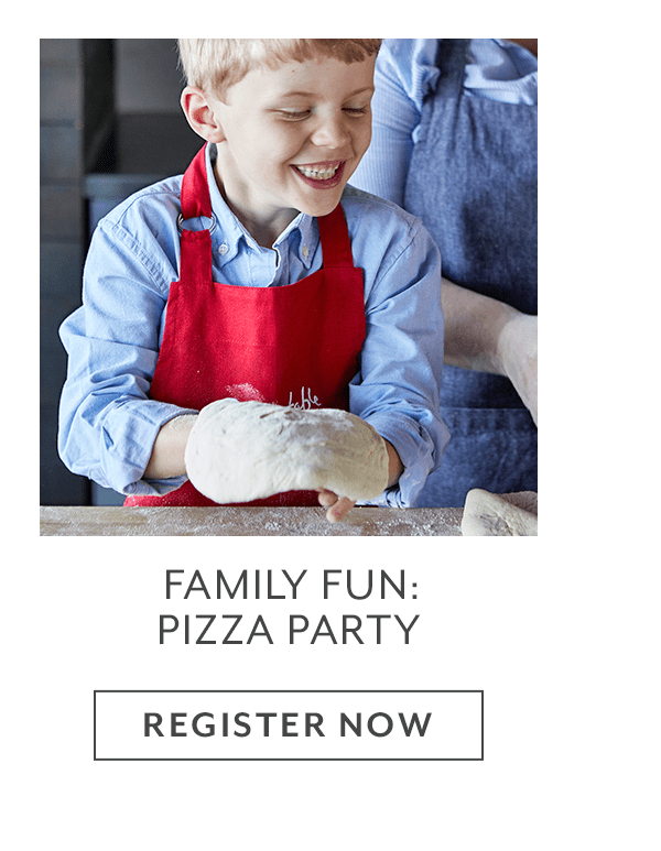 Class - Family Fun • Pizza Party