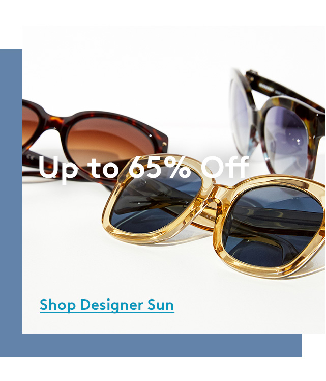 Up to 65% Off | Shop Designer Sun