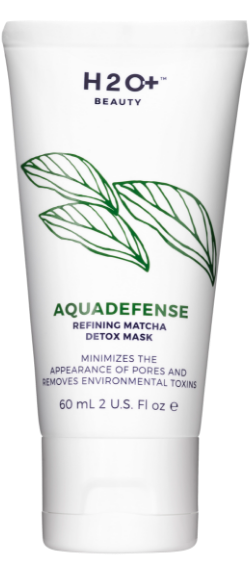 H2O+ Beauty Aquadefense Refining Matcha Detox Mask