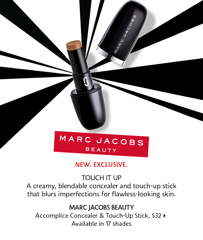 Marc Jacobs Beauty Accomplice Concealer & Touch-Up Stick