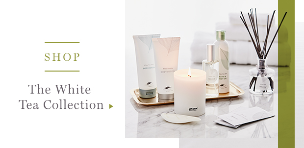 Shop The White Tea Collection