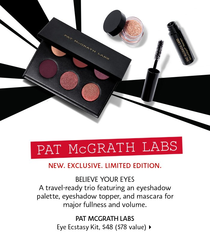 PAT McGRATH LABS Eye Ecstasy Lab Kit