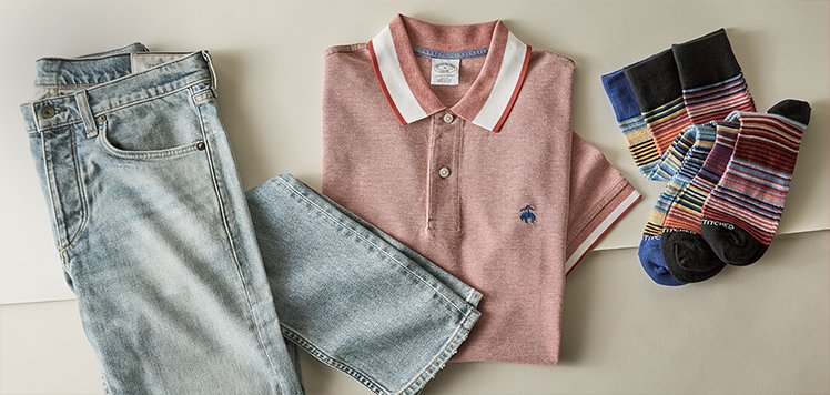 ALWAYS ON: The Men's Essentials Shop