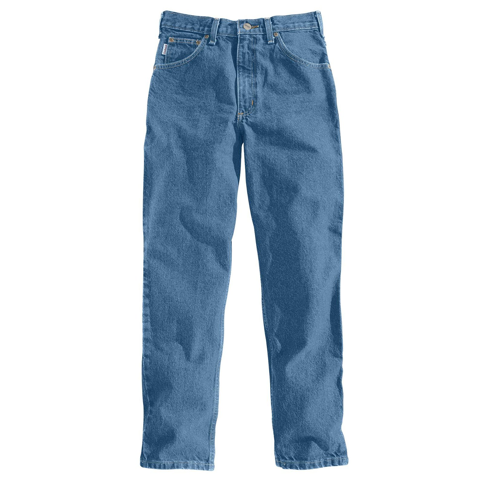 MEN'S RELAXED FIT TAPERED LEG JEAN