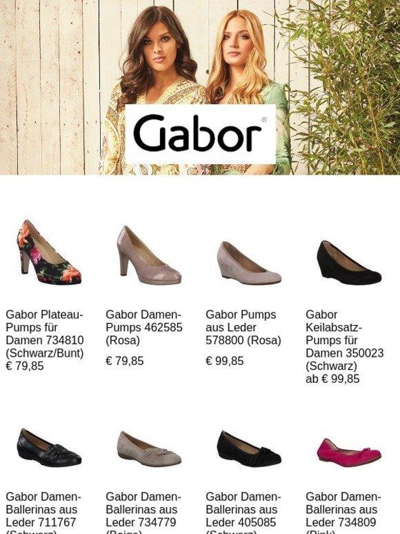 Gabor Slipper für Damen 711743 (Beige)